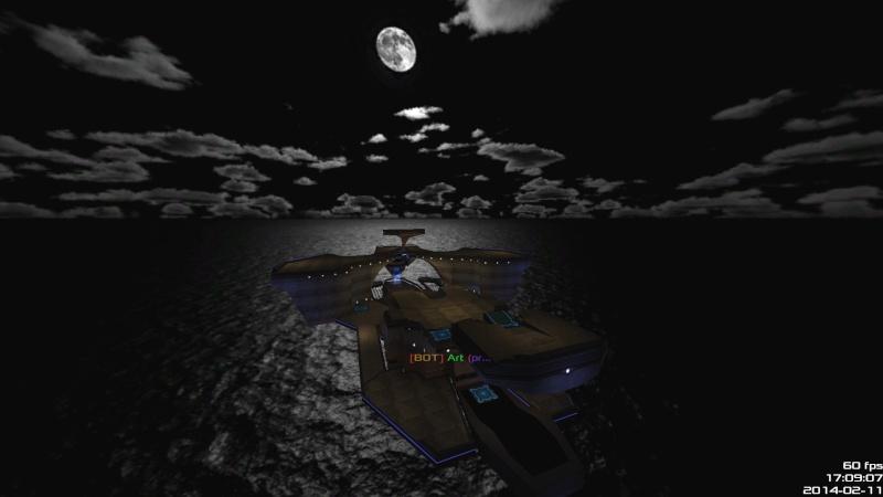 Reanimation of old Nexuiz-Maps Xonoti21