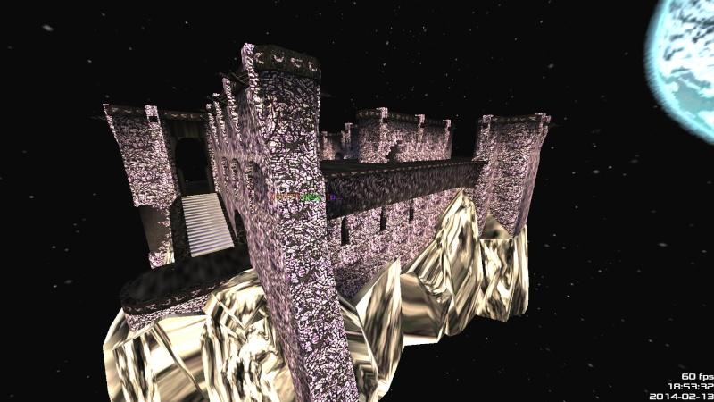Reanimation of old Nexuiz-Maps Xonoti22