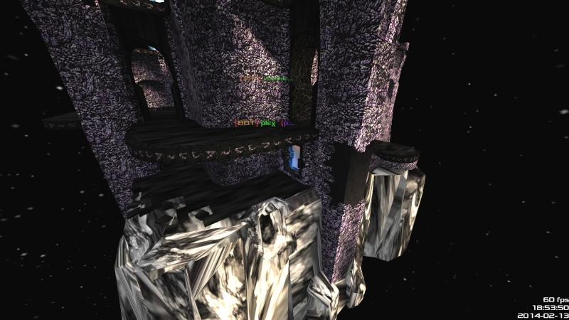 Reanimation of old Nexuiz-Maps Xonoti23