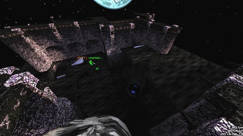 Reanimation of old Nexuiz-Maps Xonoti24
