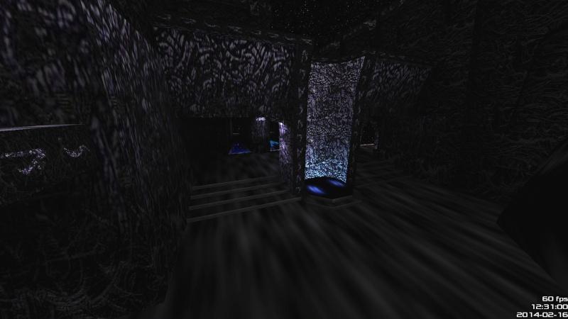 Reanimation of old Nexuiz-Maps Xonoti27
