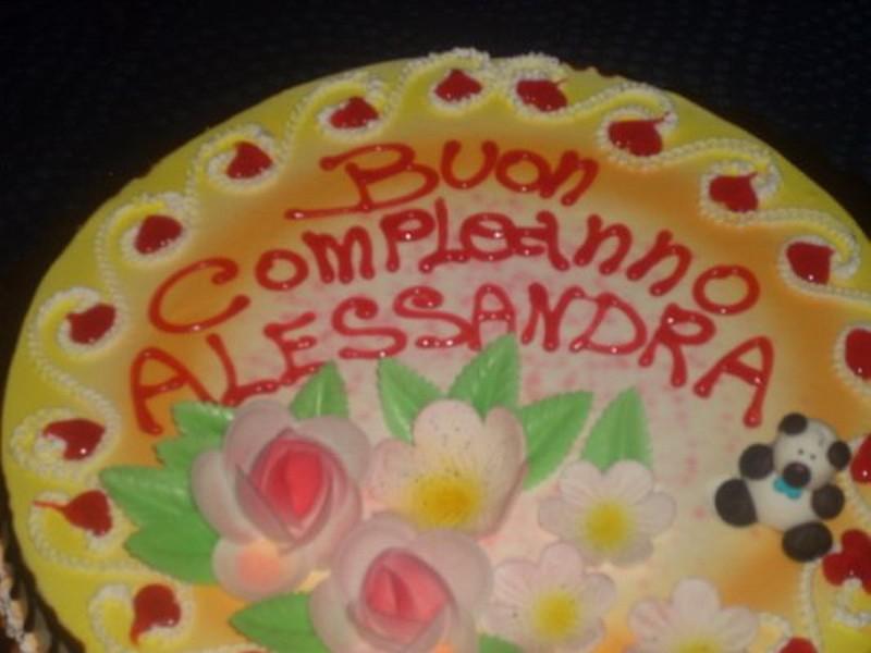 Dodici Candeline per ALESSANDRA Alessa10