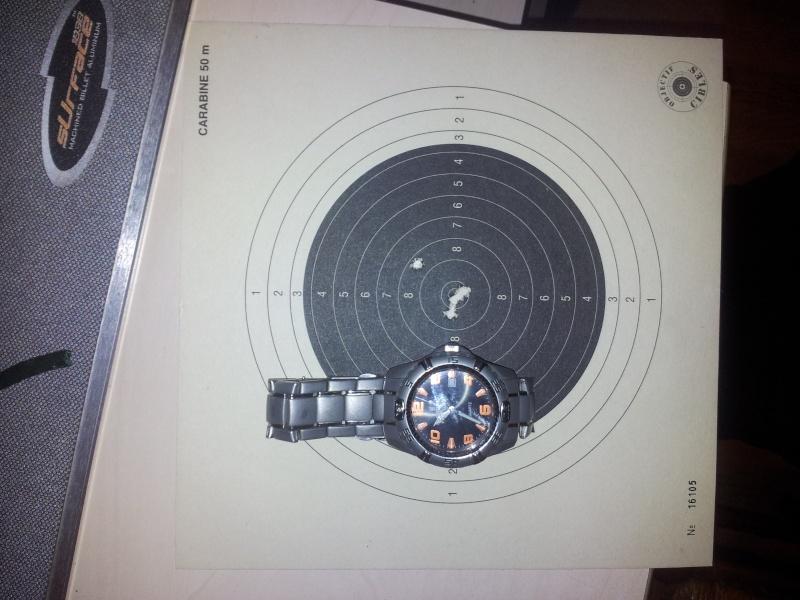 cz455 thumbhole 50m test de cartouches 20131015
