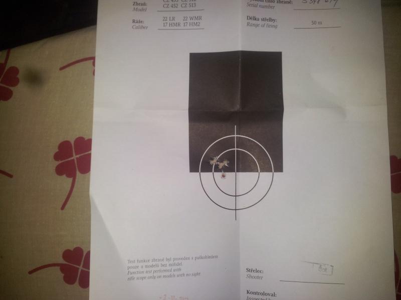 ressort detente cz 455 - De ma nouvelle carabine CZ453 en robe VARMINT à la sauce stecher, ou de la détente pet de mouches. 20140314