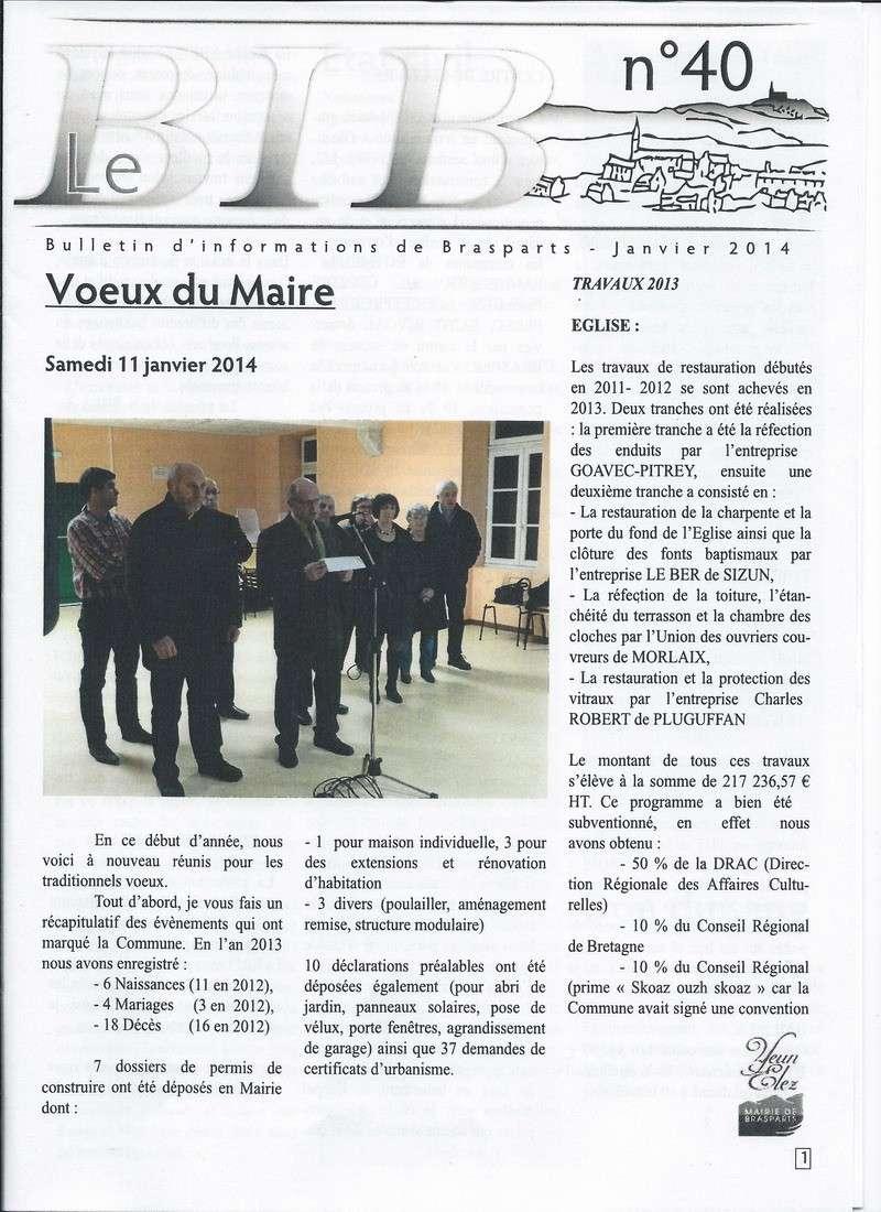 Bulletin d'information de Brasparts n°40 110