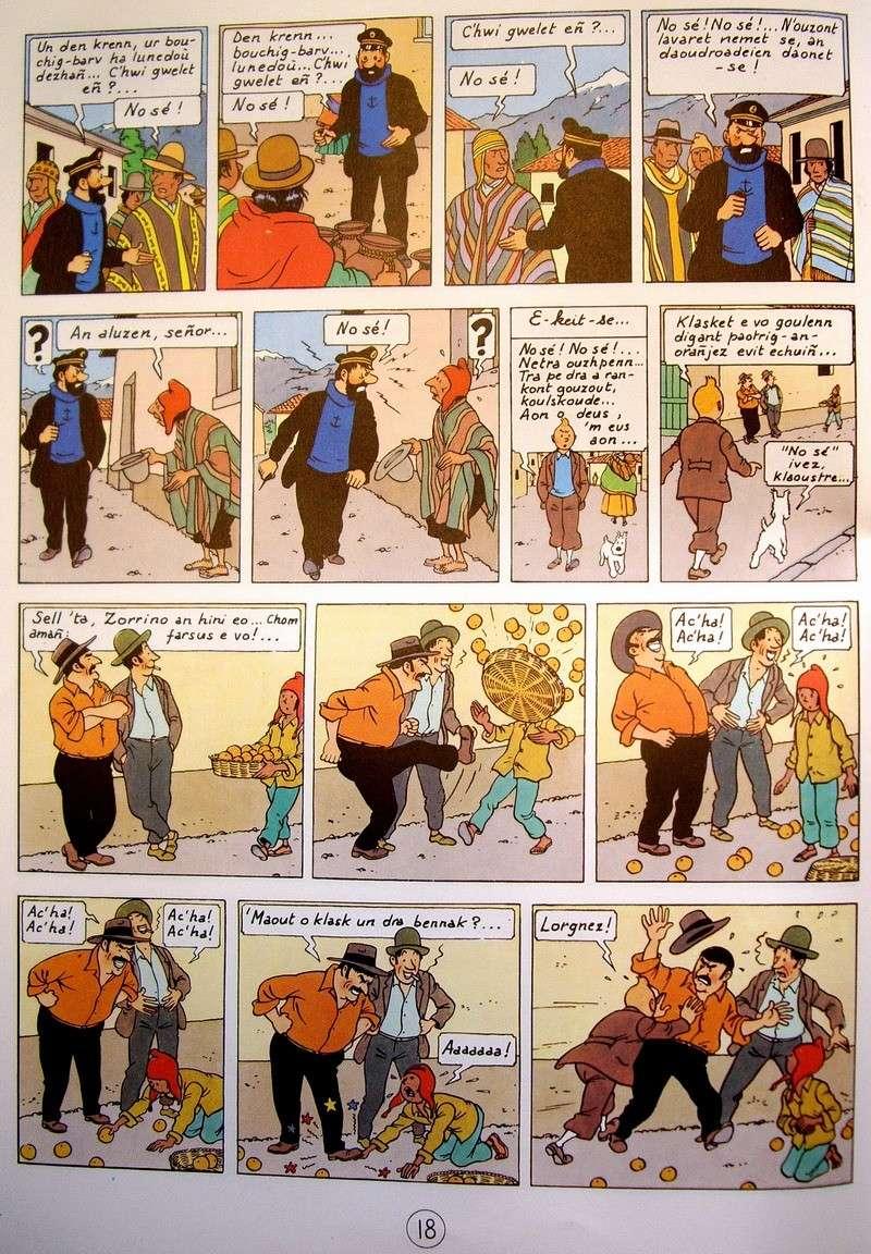 Bannoù treset e Brezhoneg 1910