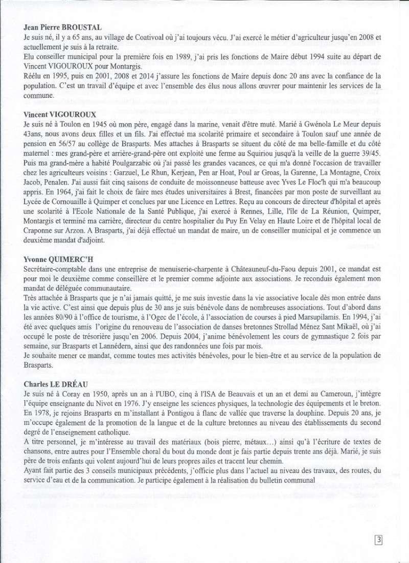 Municipales 2014 à Brasparts / BIB n°41 (mai 2014) 311