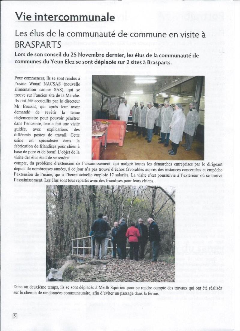 Bulletin d'information de Brasparts n°40 510