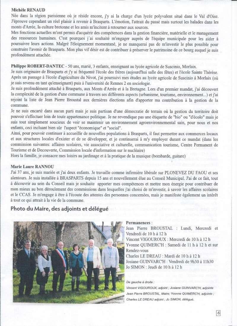Municipales 2014 à Brasparts / BIB n°41 (mai 2014) 612
