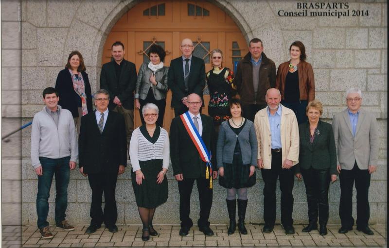 Municipales 2014 à Brasparts / BIB n°41 (mai 2014) Consei11