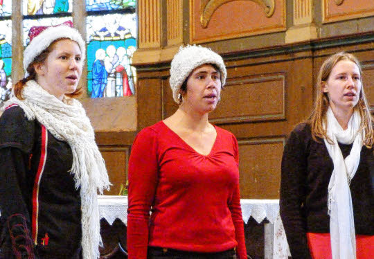 Concert de chant lyrique à Brasparts dimanche 22 décembre Gwenn_11