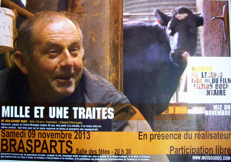 Mille et une traites : film documentaire, samedi 9 novembre à Brasparts Imgp5237