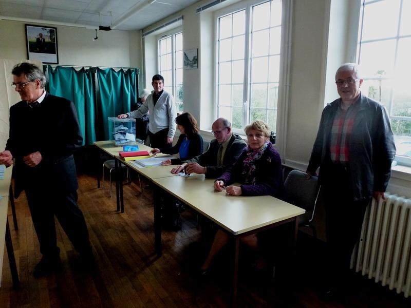 Municipales 2014 à Brasparts / BIB n°41 (mai 2014) P1030012