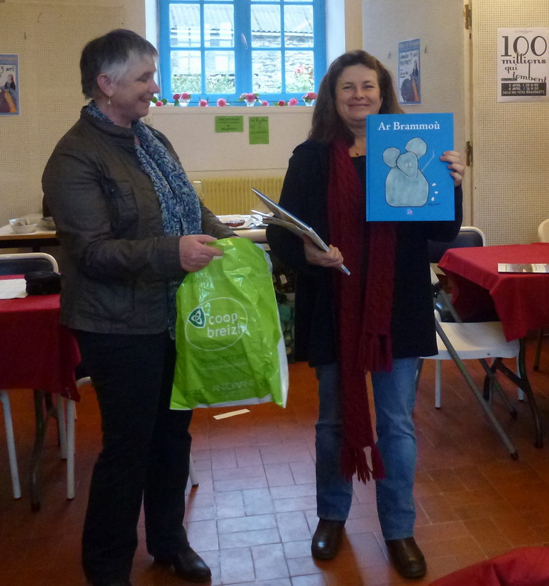Skrivadeg 2014 - Dictée en Breton 2014 P1030126