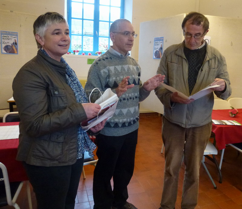 Skrivadeg 2014 - Dictée en Breton 2014 P1030129
