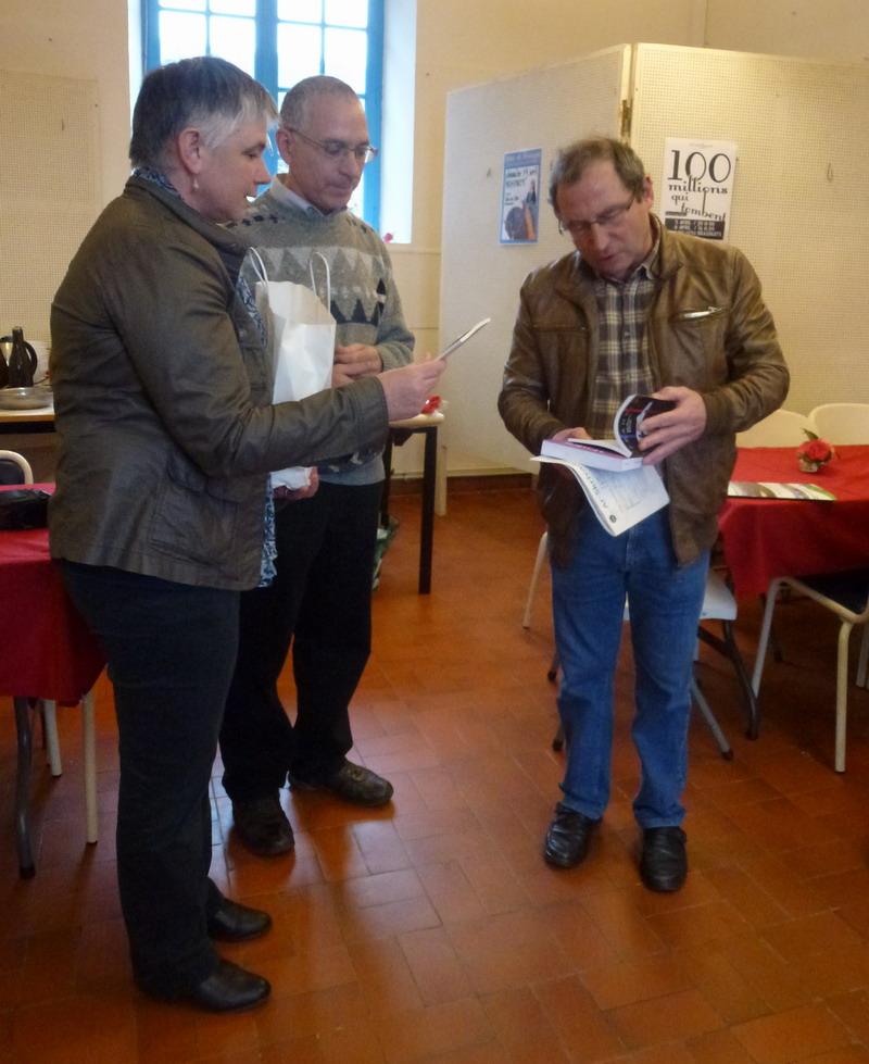 Skrivadeg 2014 - Dictée en Breton 2014 P1030131