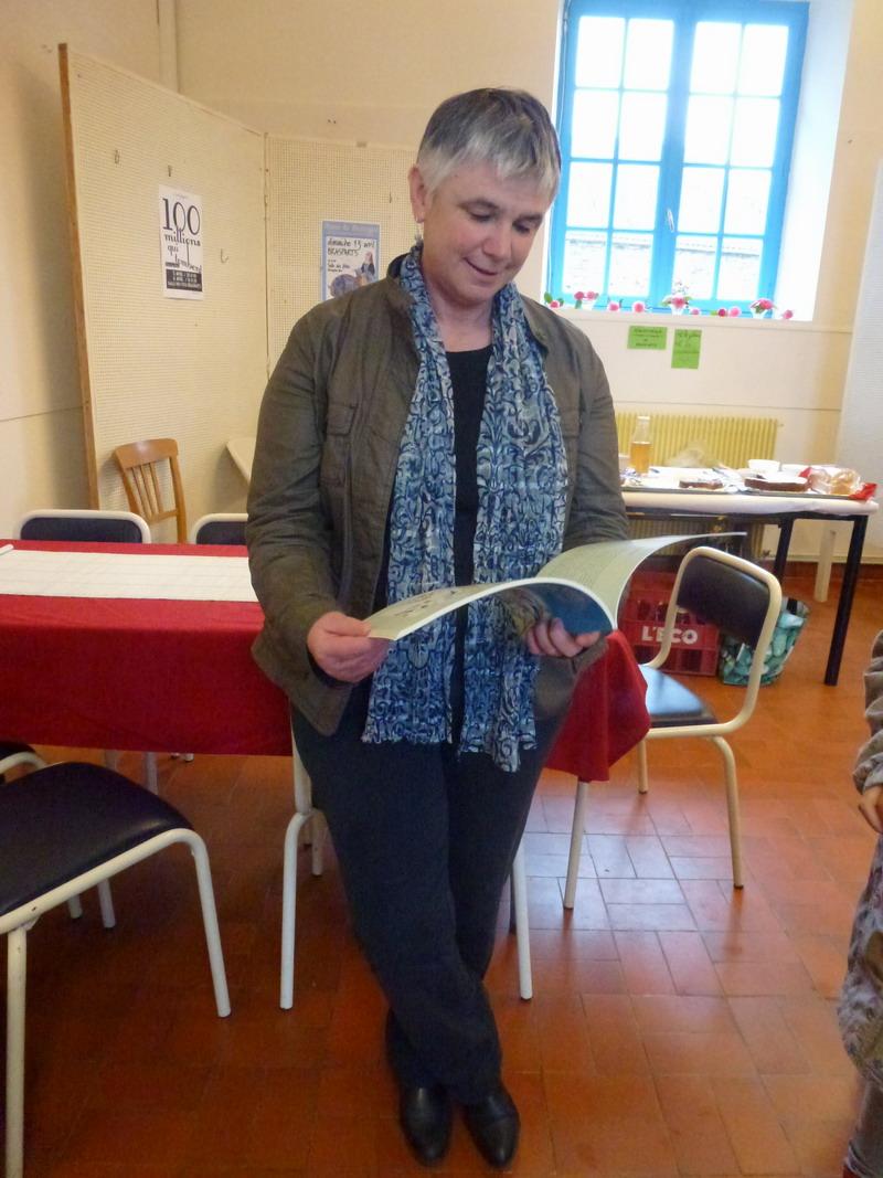 Skrivadeg 2014 - Dictée en Breton 2014 P1030133