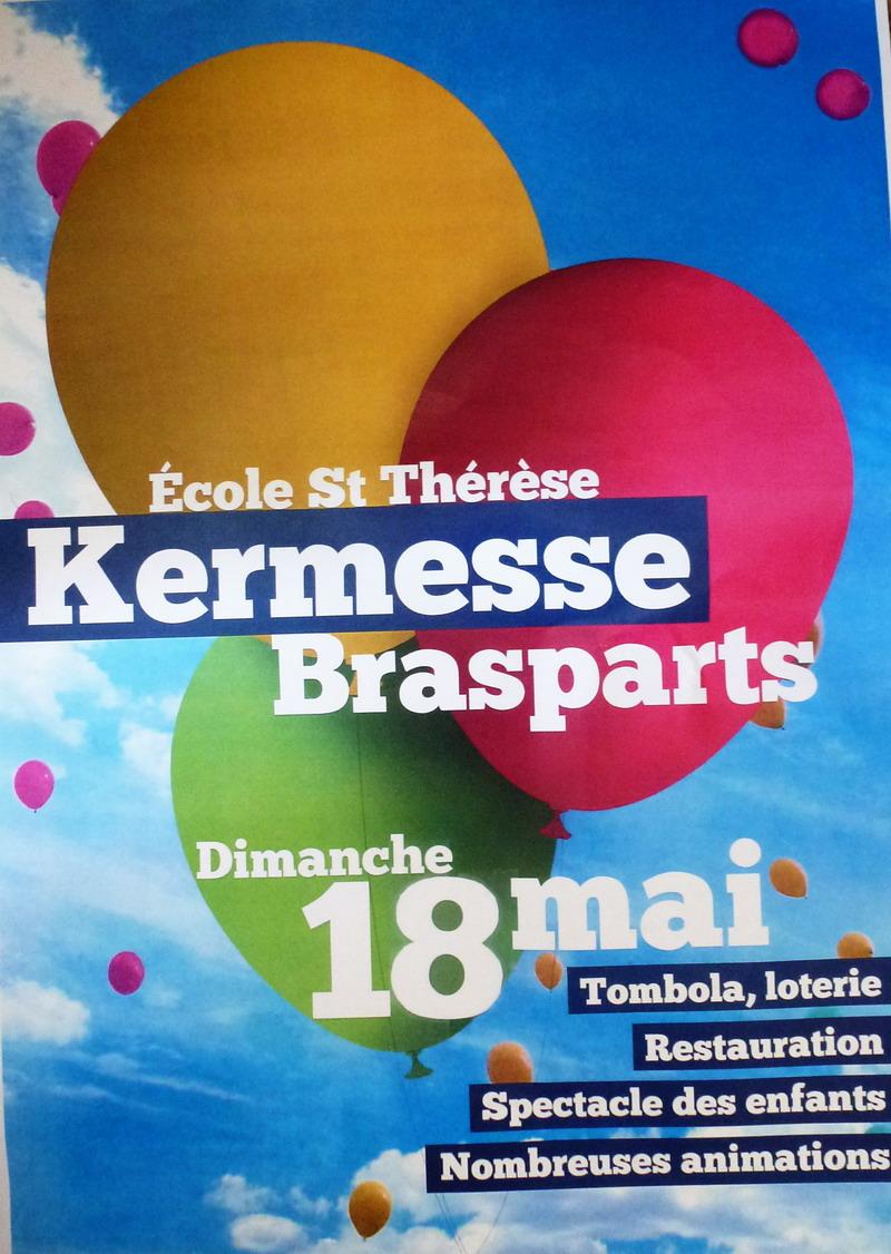 La kermesse de l'école Sainte Thérèse P1030422