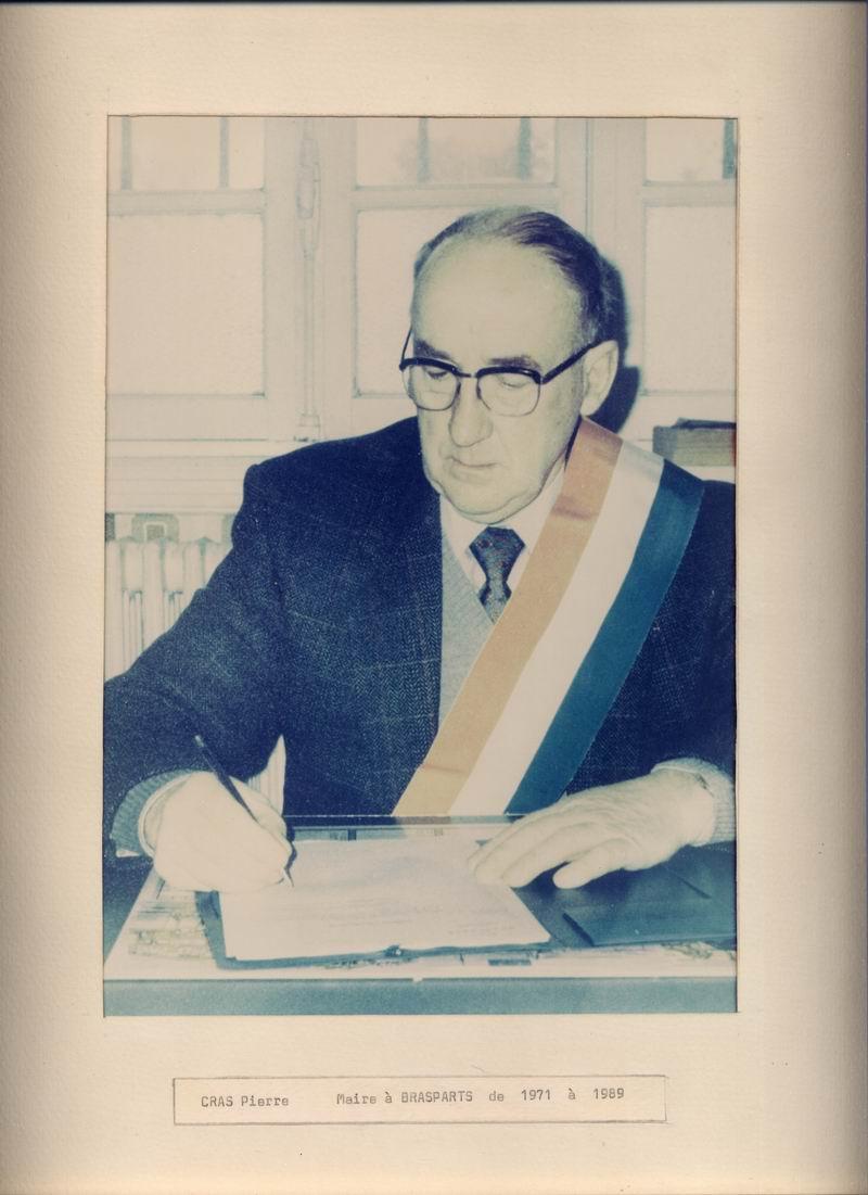 Pierre Cras, ancien maire de Brasparts Pierre10