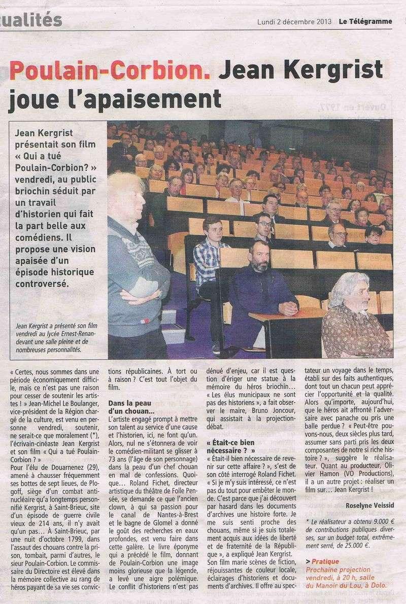 """La librairie """"Le Passage"""" à Brasparts /  samedi 10 décembre 2016 Saint-10"""