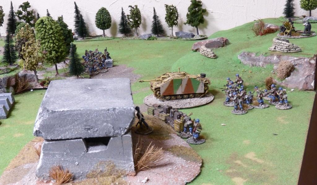 [Bolt Action] Galerie de Batailles P1000355