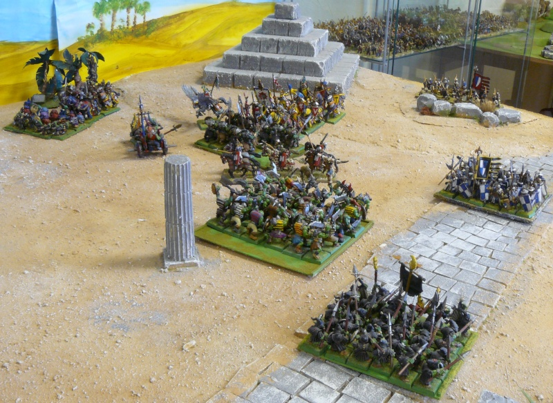 Warhammer Fantasy, Galerie de Batailles - Page 4 P1210370