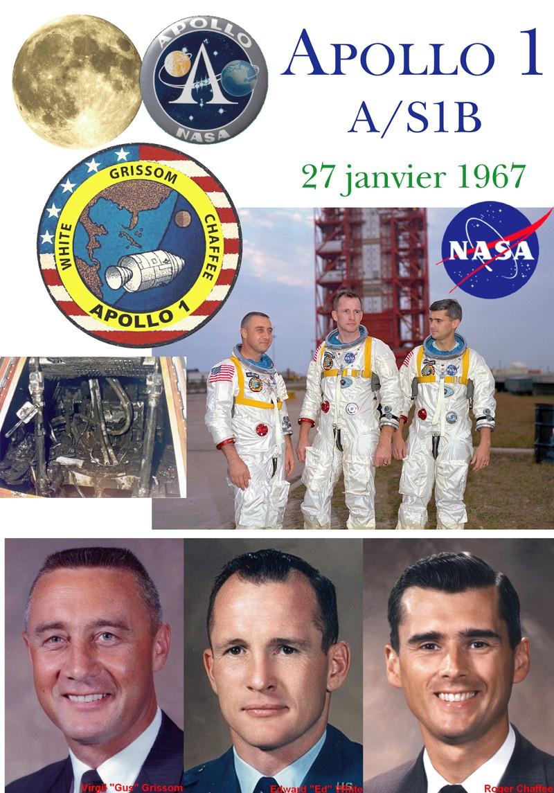 27 janvier 1967/27 janvier 2014. 47 ans déjà... Apollo10