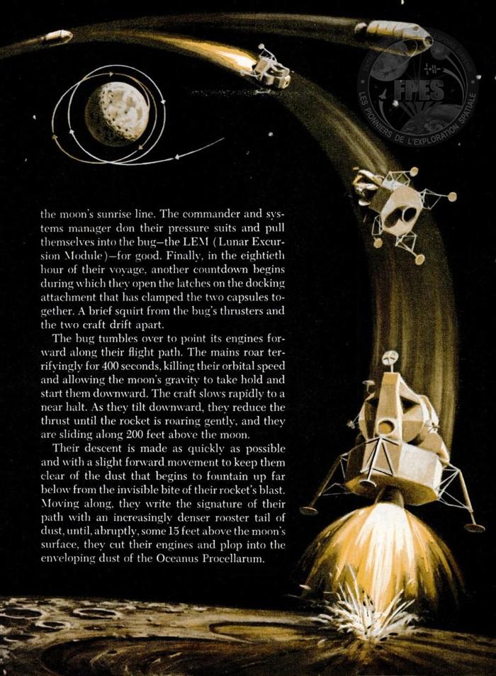 Terre-Lune et retour : le programme Apollo en 1964, puis 1967 Apollo18