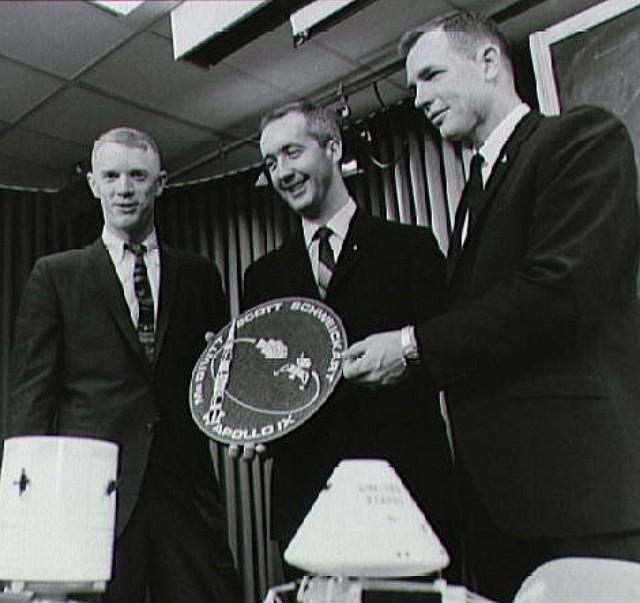3 mars 1969 - Apollo 9 décolle / 45ème anniversaire Apollo24