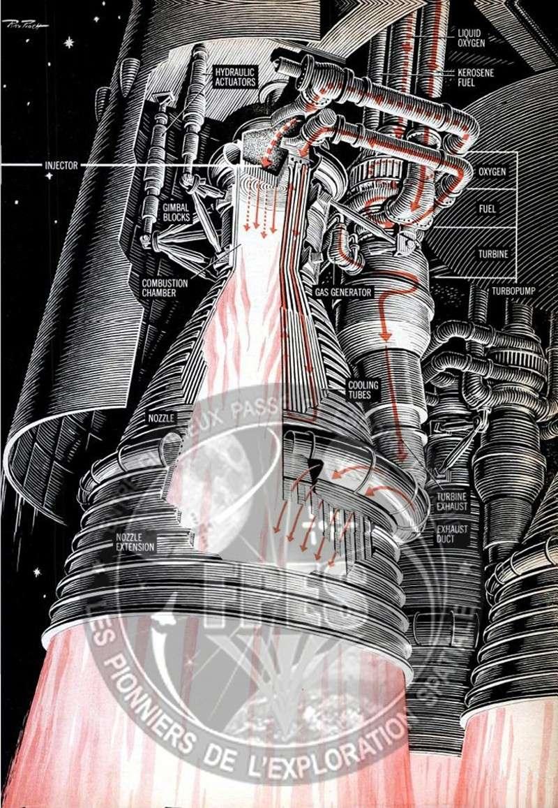 La SaturnV 500-F F110