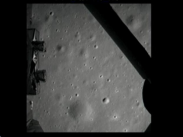 Décollage et alunissage de la sonde lunaire chinoise Chang'e 3 / rover Yutu Lune_c11