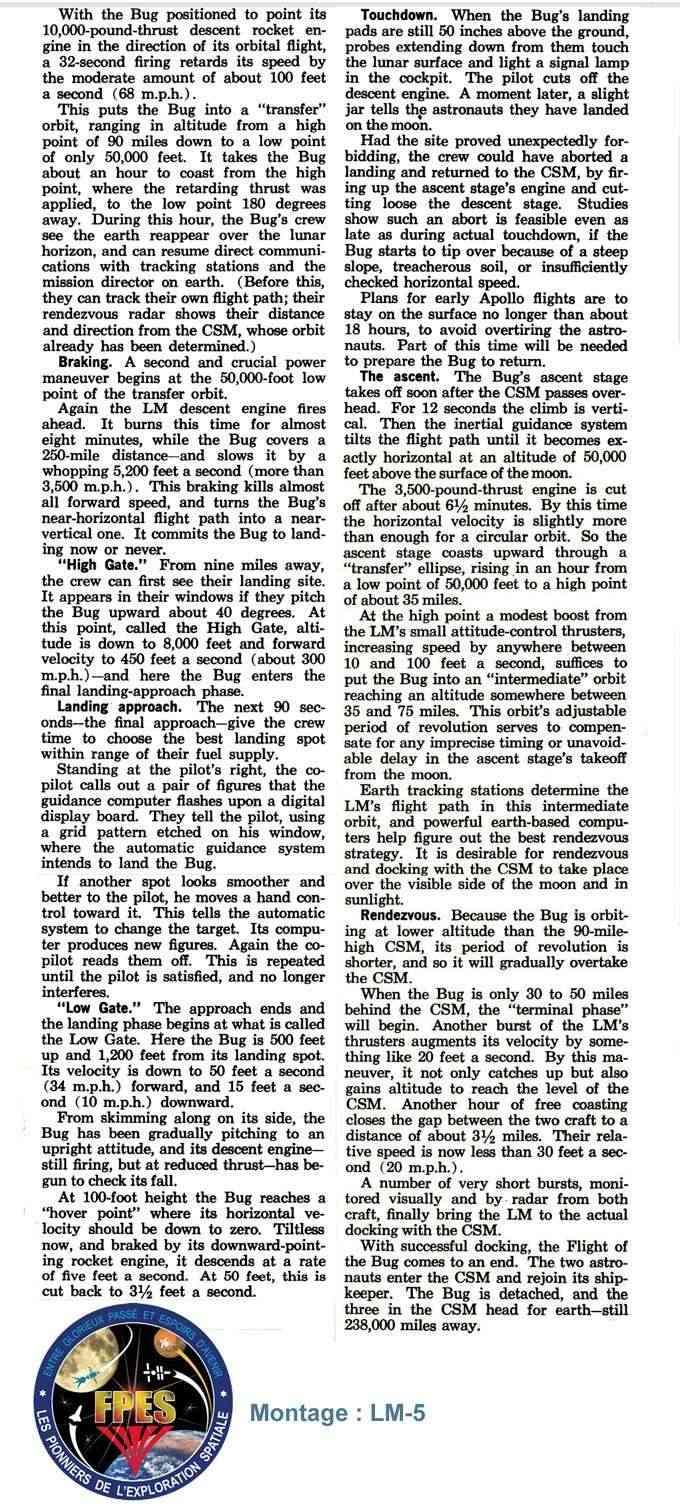 Terre-Lune et retour : le programme Apollo en 1964, puis 1967 Part4b10