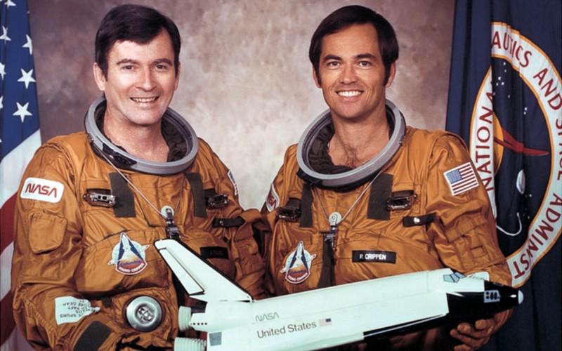 Il y a 33 ans déjà, STS-1 Space_10