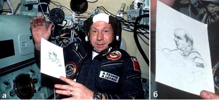 18 mars 1965 - Voskhod 2 par Alexeï Leonov lui-même Talent10
