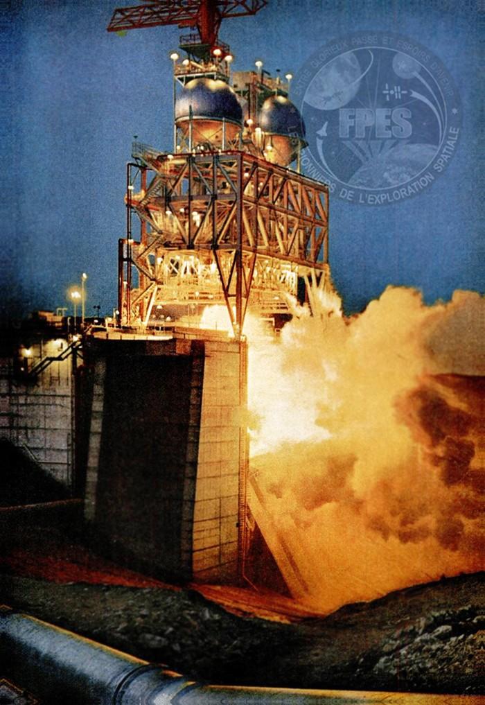 La SaturnV 500-F Testf111
