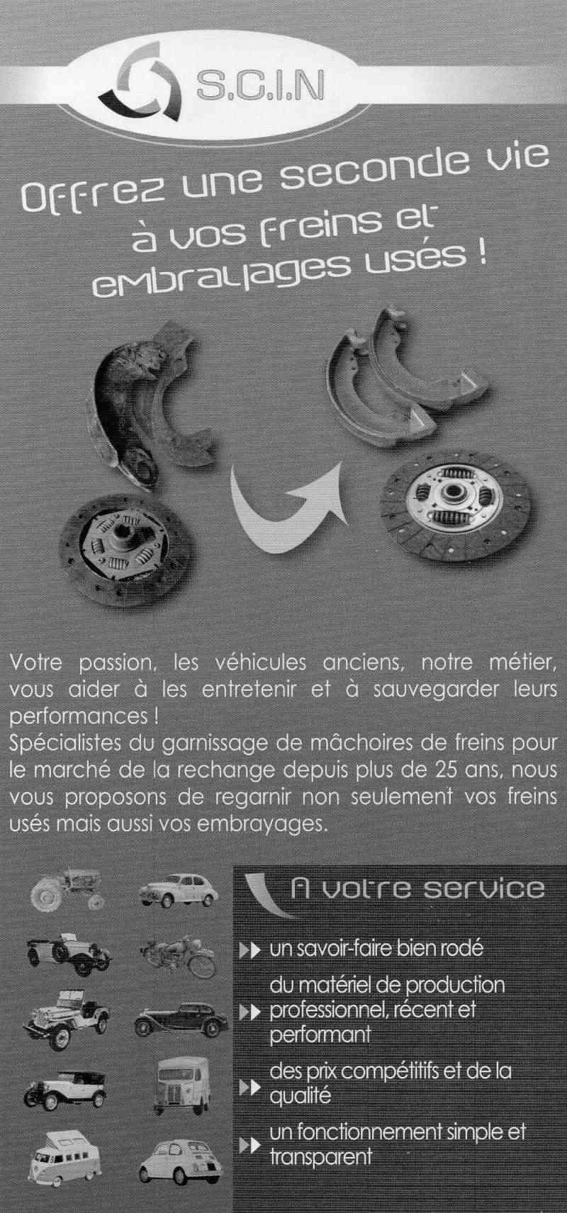 Collage garnitures de freins Img01310