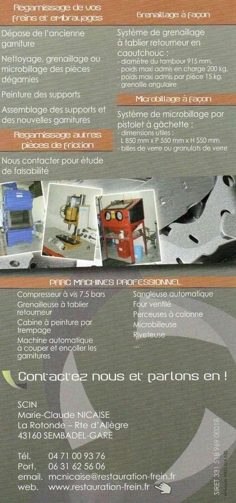Collage garnitures de freins Img01410