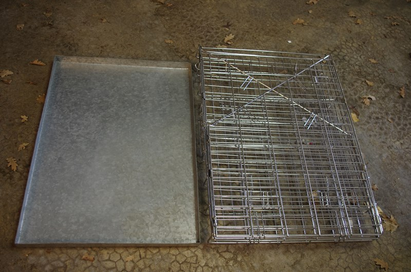 Niche et cage et parc à vendre Imgp9211