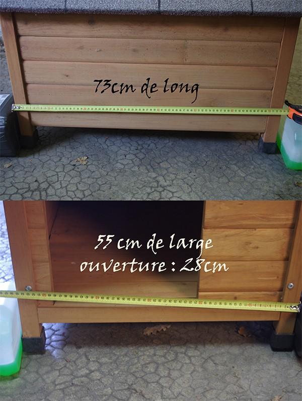 cage - Niche et cage et parc à vendre Taille10