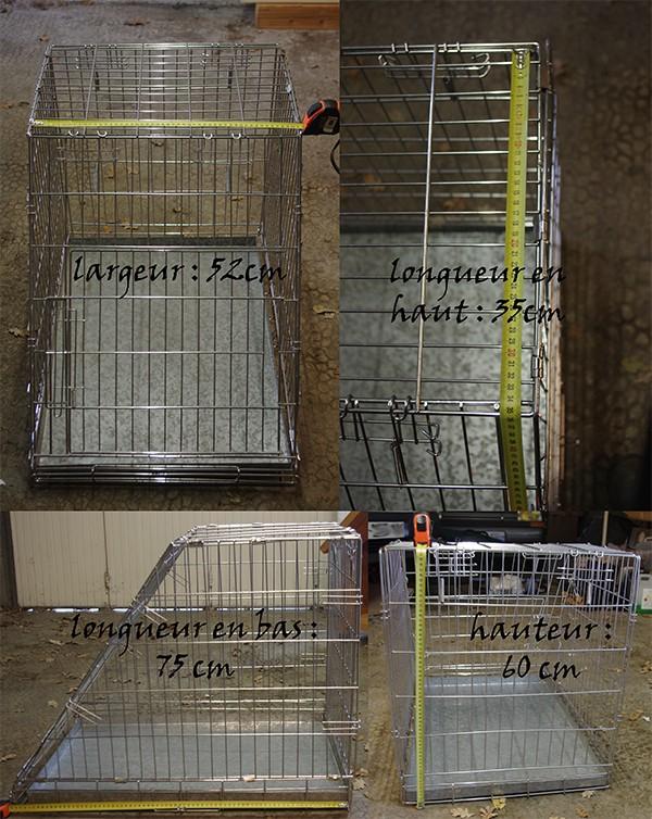 cage - Niche et cage et parc à vendre Taille11