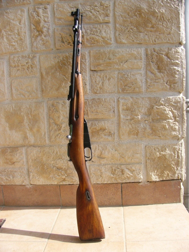 Carabine Mosin Nagant M44 Izhevsk. P1000410