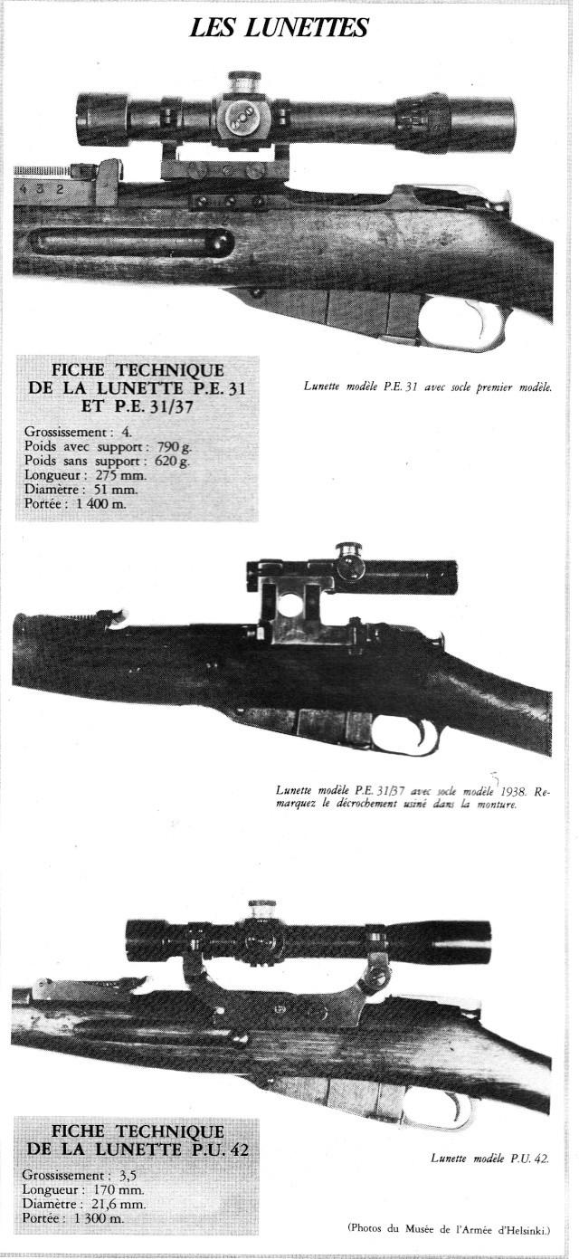 """MN 38 """"sniper"""" Pu10"""