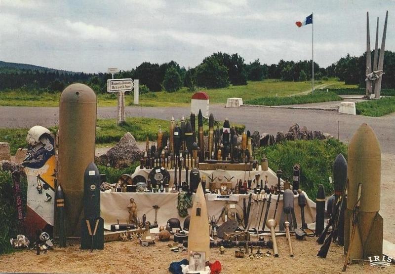 Le monument des démineurs du ballon d'alsace 882_0010