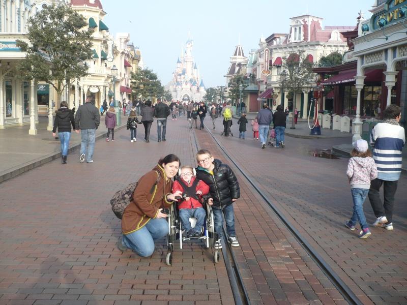 Séjour à Disneyland P1030010