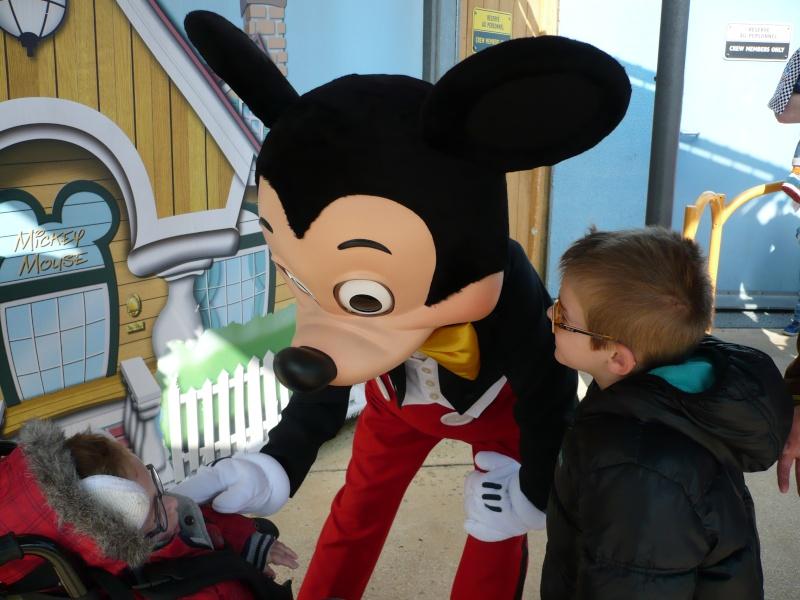 Séjour à Disneyland P1030013