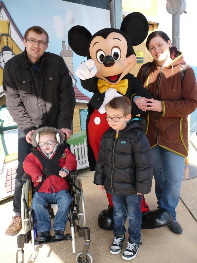 Séjour à Disneyland P1030014
