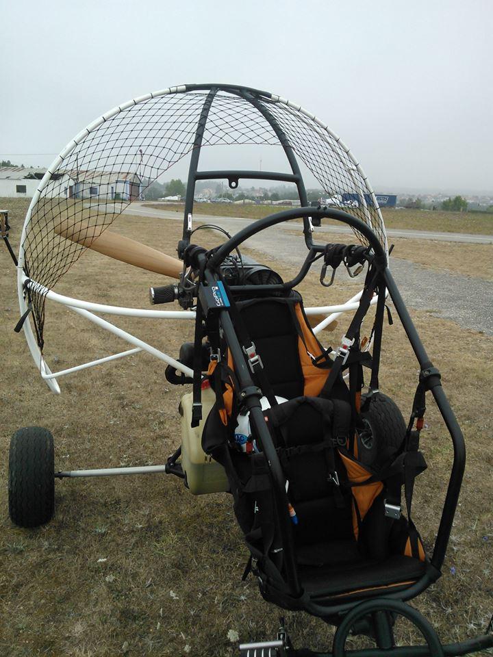 VENDU vends chariot fenix sans moteur 56455610