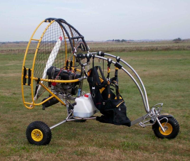 chariot monoplace Hawk Pc100510