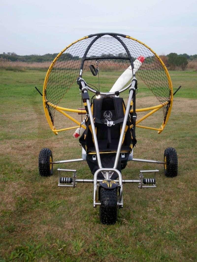 chariot monoplace Hawk Pc100511