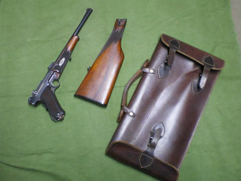 Une nouvelle carabine : c'est ma fête ! Holste10